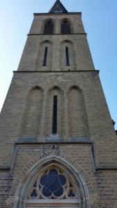 Kirchturm von St. Ludgerus