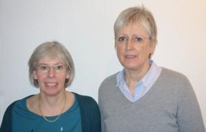 Sabine Düro und Monika Wilde