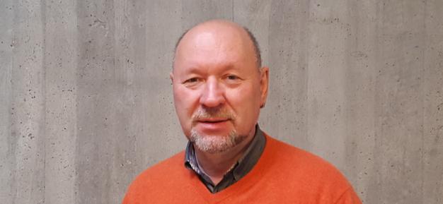 Diakon Klaus-Peter Richter