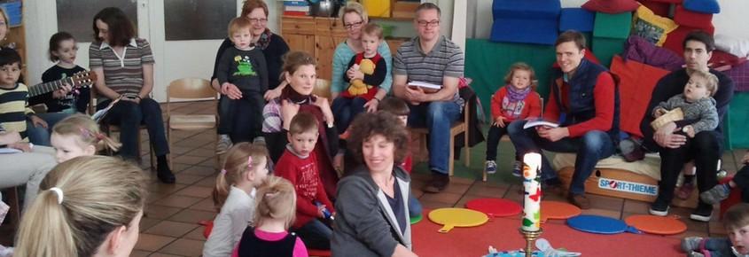 Gottesdienste für Familien und Kinder