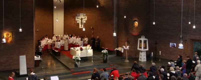 Gottesdienst in St. Stephanus