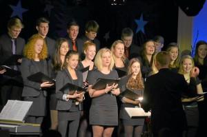 Jugendchor Auftritt Kirche